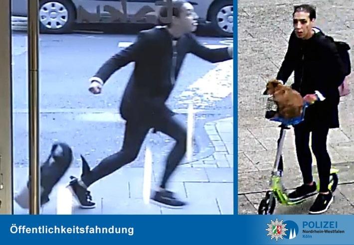 , Senior geschlagen, getreten und zu Boden gerissen – Fahndungsbilder, City-News.de, City-News.de