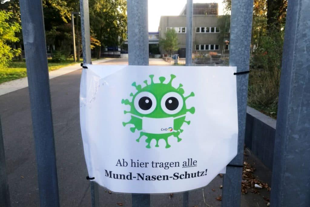 , Schülervertreter kritisieren Maskenpflicht im Unterricht, City-News.de
