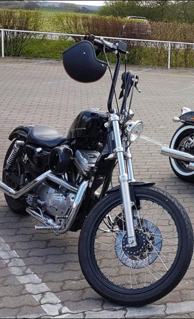 harley geklaut, Harley-Davidson entwendet, City-News.de