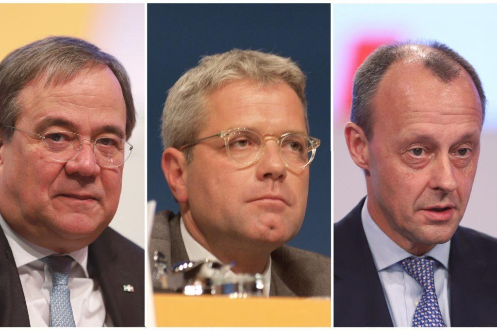 , Merz weist Kritik an Kampf um CDU-Vorsitz zurück, City-News.de