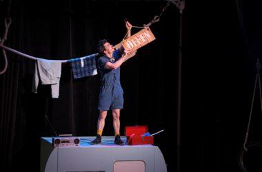 "Die neue Show im GOP Varieté-Theater Bonn ""Camping"""