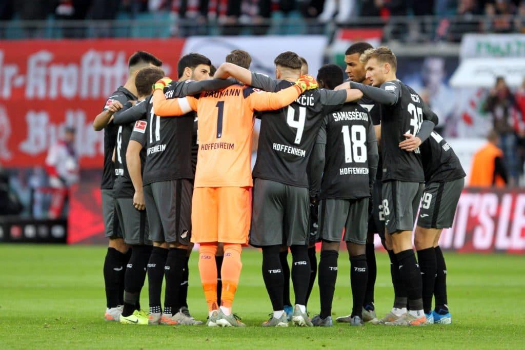 , TSG Hoffenheim wegen positiver Corona-Tests komplett in Quarantäne, City-News.de