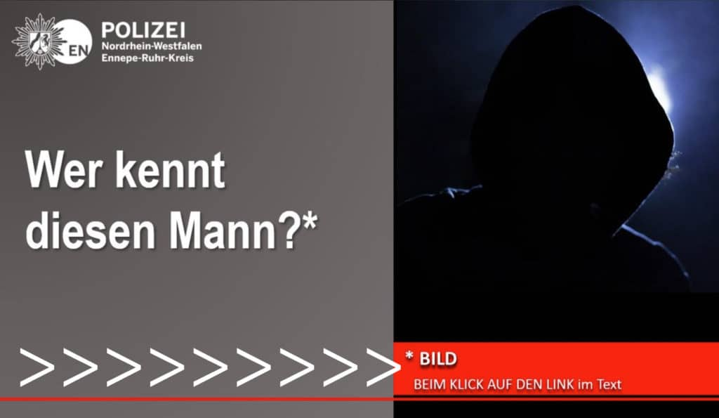 Unbekannter Toter, Schwelm: Unbekannter Toter in der Sedanstraße – Wer kennt diesen Mann?, City-News.de