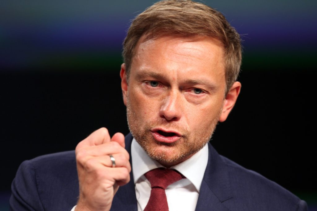 , FDP-Chef Lindner fordert Debatte über jüngsten Inzidenzwert, City-News.de