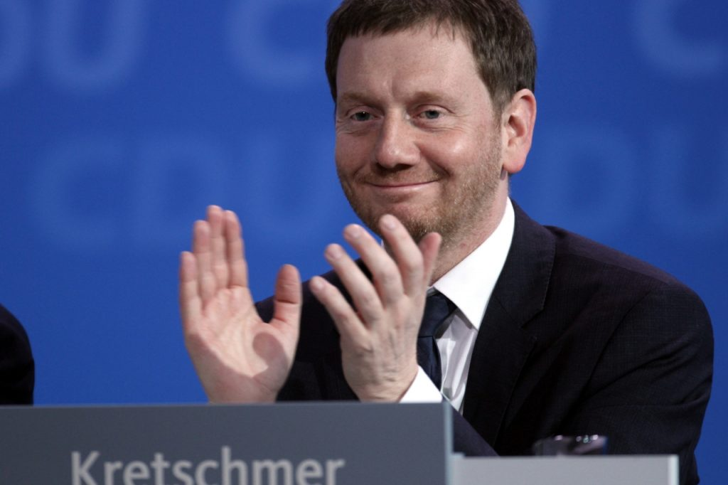 , Sachsens Ministerpräsident hält Machtfrage in der CDU für geklärt, City-News.de