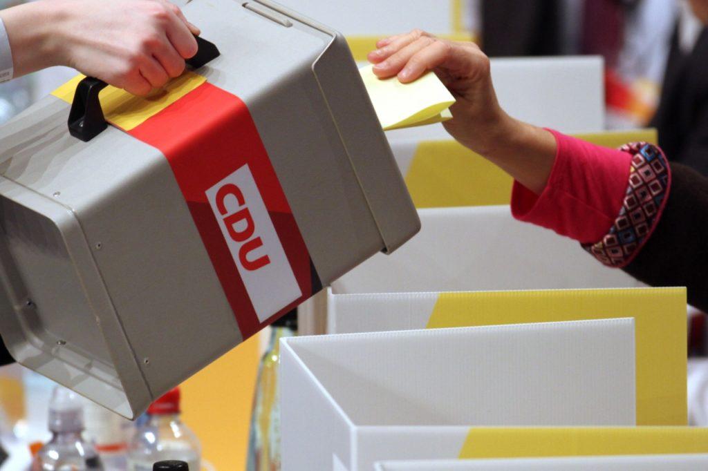 , 50 CDU-Abgeordnete fordern Abstimmung über K-Frage, City-News.de