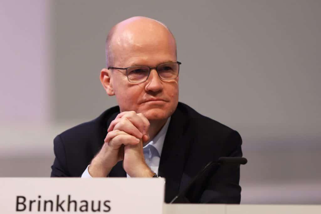 , Brinkhaus erwartet Mitspracherecht bei Kanzlerkandidatenfrage, City-News.de