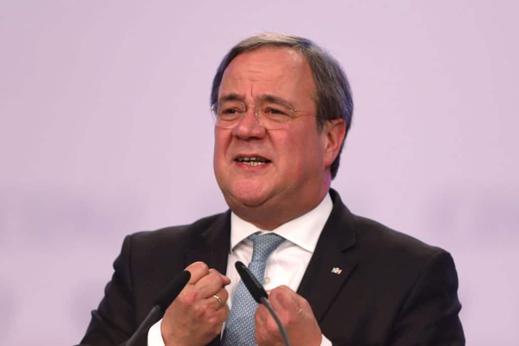 , JU-Chef in NRW will Laschet als Kanzlerkandidat, City-News.de