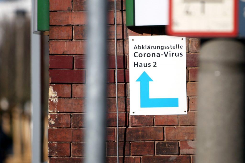 , Corona-Positivrate sinkt leicht auf 6,7 Prozent, City-News.de