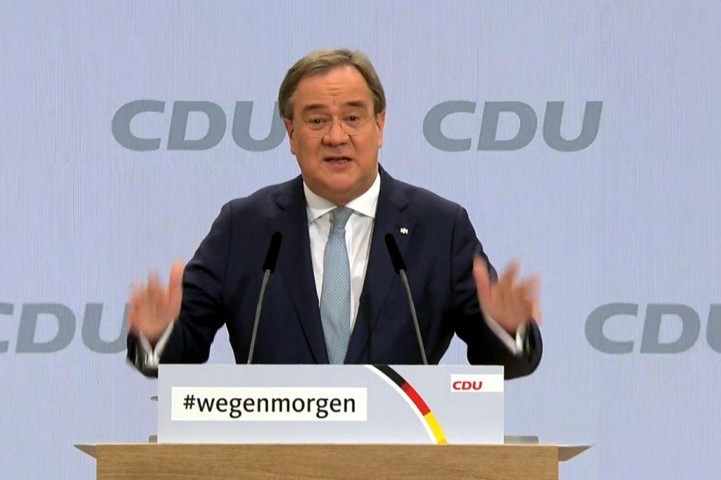 , Neuer CDU-Chef Laschet hat keine langfristige Corona-Strategie, City-News.de