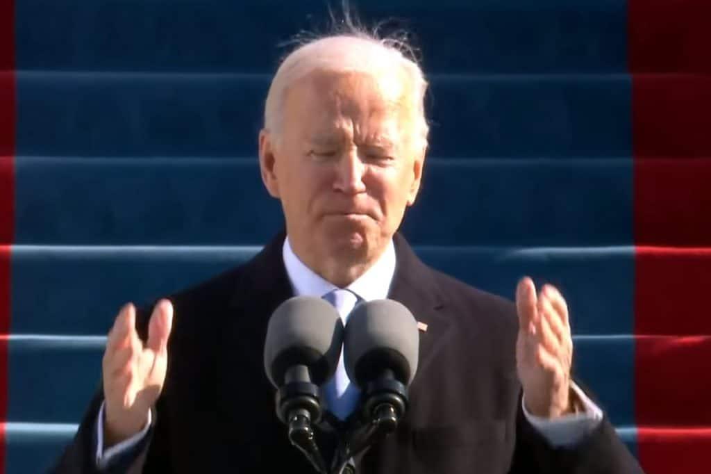 , Biden hielt Antrittsrede acht Minuten zu früh, City-News.de