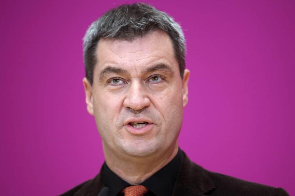 , Mehrheit in Unionsfraktion für Söder deutet sich an, City-News.de