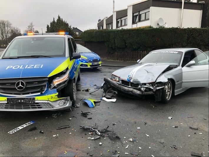 Verfolgungsfahrt BMW, Verfolgungsfahrt eines BMW endet im Polizeigewahrsam, City-News.de