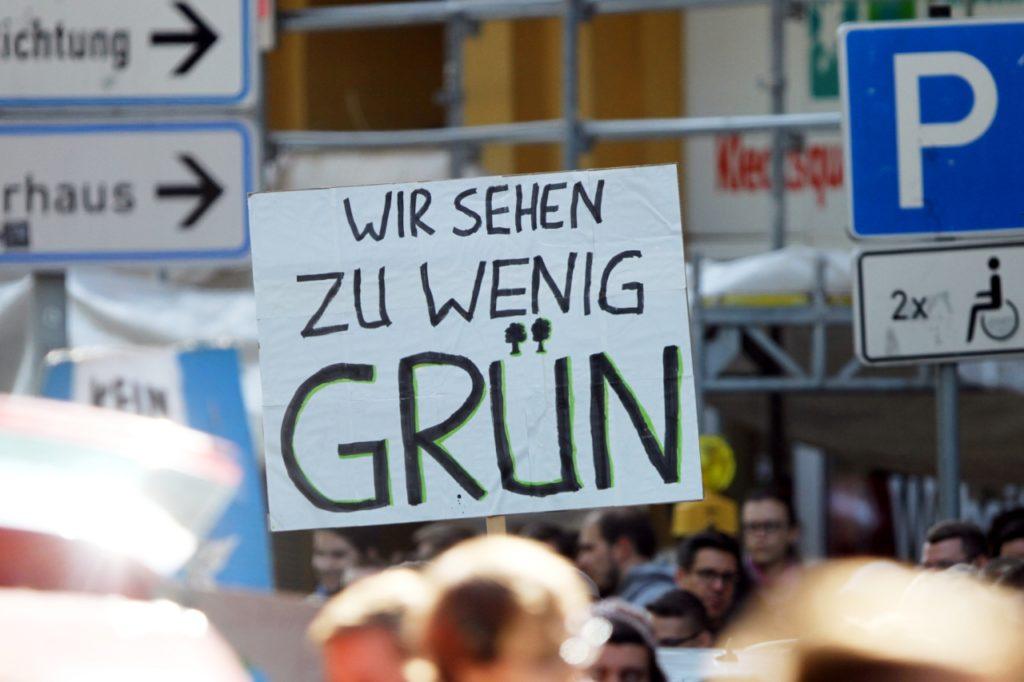 , Fridays-for-Future mit Klimazielen der Grünen unzufrieden, City-News.de