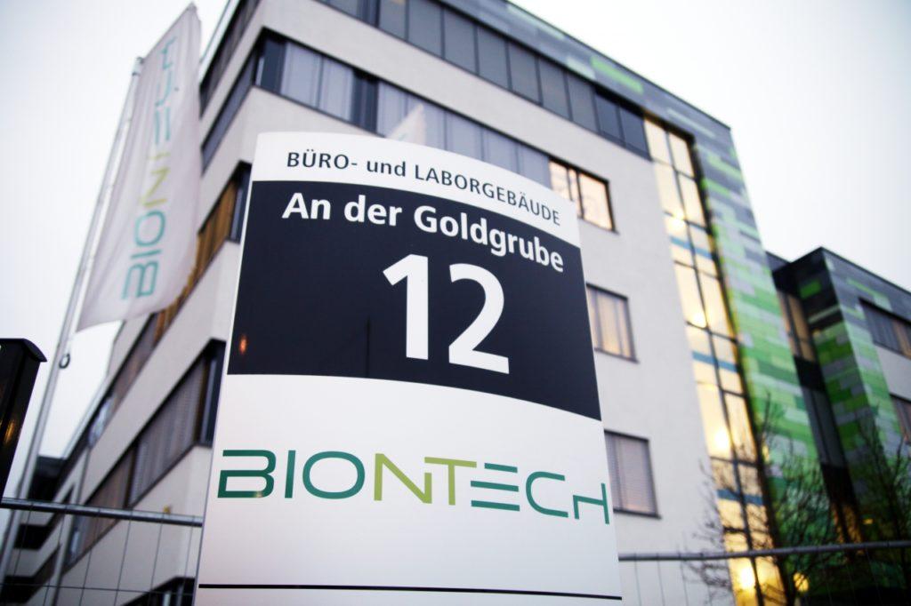 , Biontech-Aktienkurs bricht nach Rekordhoch ein, City-News.de