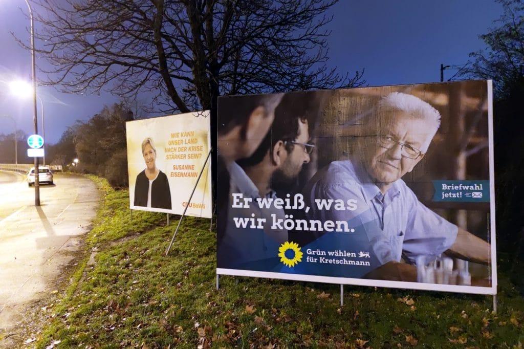 , Baden-Württemberg: Grüne tendieren zu erneuter Koalition mit CDU, City-News.de