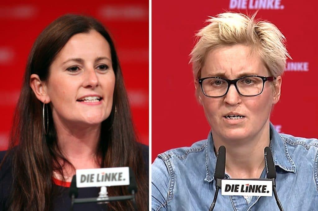 , Wissler und Hennig-Wellsow zu neuen Linken-Chefinnen gewählt, City-News.de