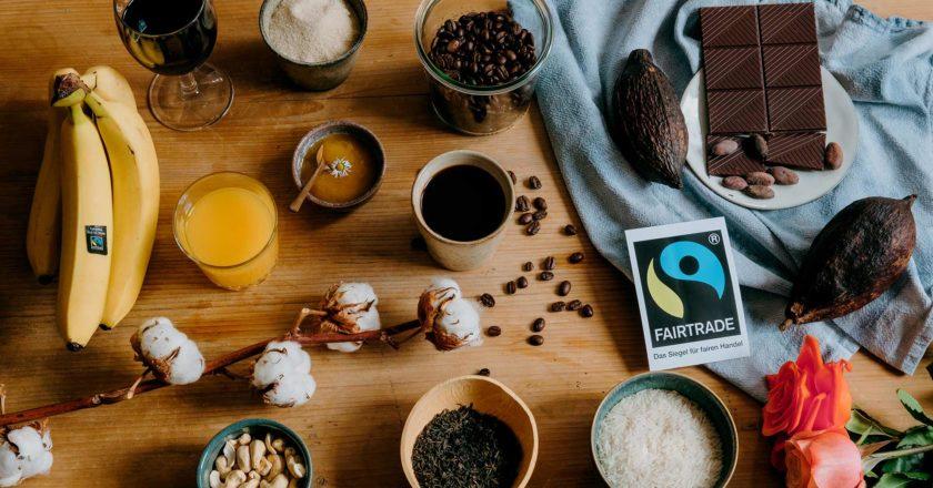 Fairtrade-Rohprodukte