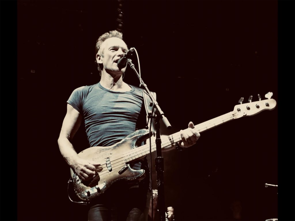 "sting konzert deutschland, Sting ""My Songs""-Tour jetzt 2022, City-News.de"