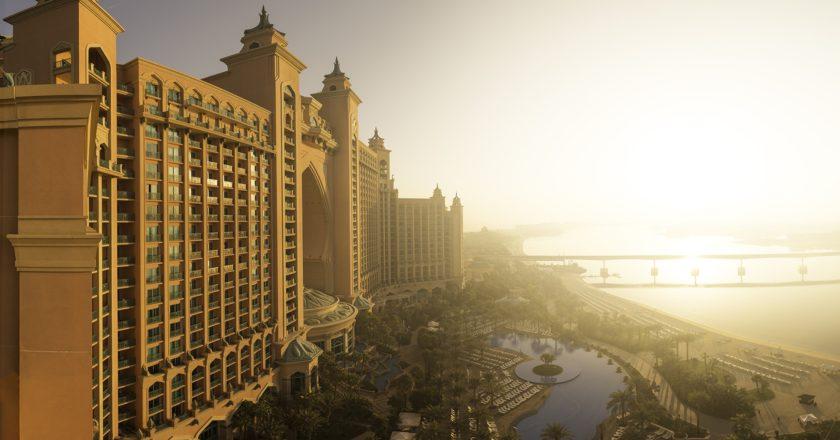 Außen Ansicht Atlantis Dubai