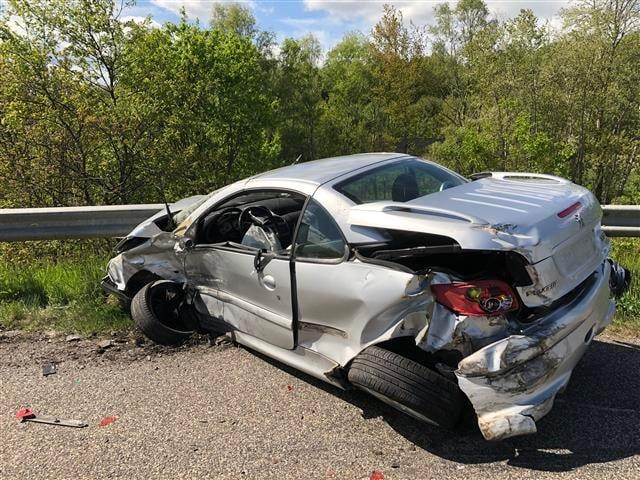 koblenz unfall, 40-Jähriger ohne Führerschein aus NRW verursacht Verkehrsunfall – Rettungsgasse blockiert!, City-News.de