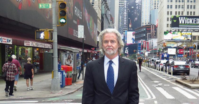 Hermann Bühlbecker in New York