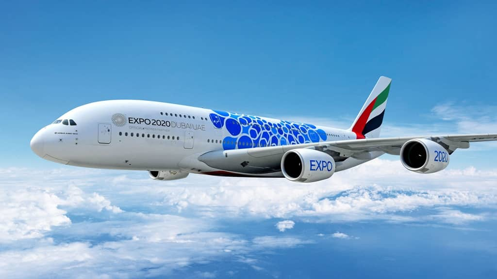 Emirates wird Partner, Emirates wird Partner des Kulturprogramms des Deutschen Pavillons Expo 2020, City-News.de