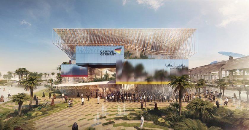 Der Deutsche Pavillon Dubai