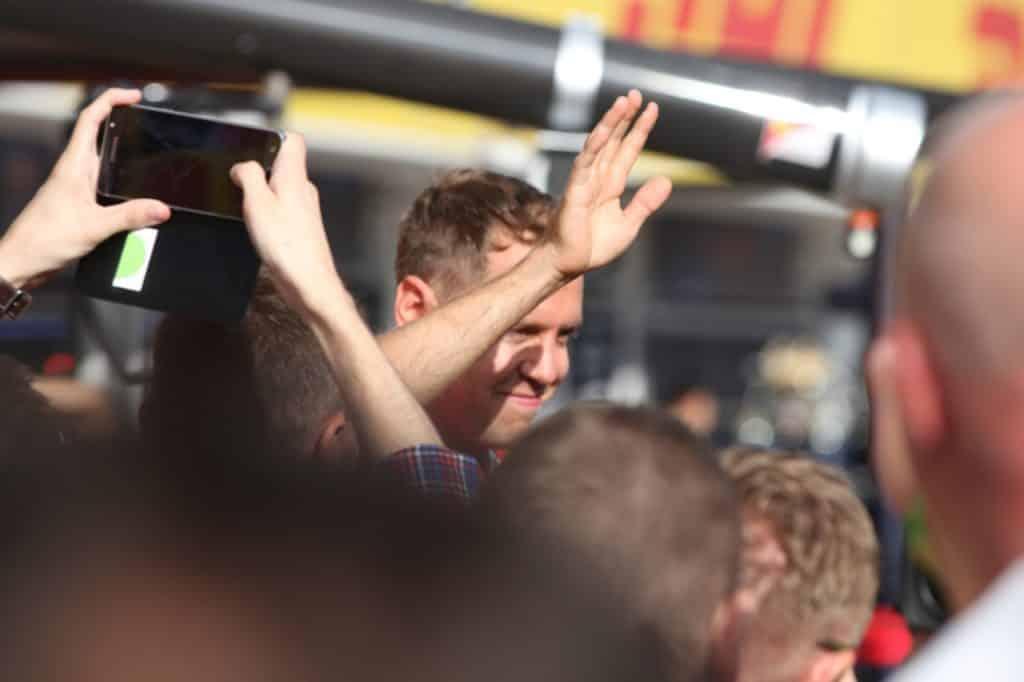 , Vettel fordert vom Sport mehr Engagement für Menschenrechte, City-News.de