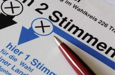 Bundestagswahl am 26. September 2021
