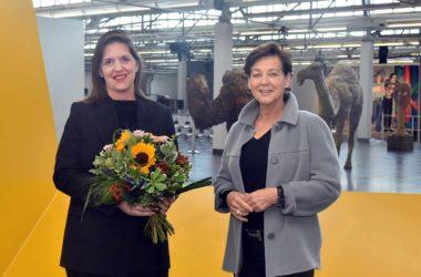 Eva Birkenstock und Susanne Schwier