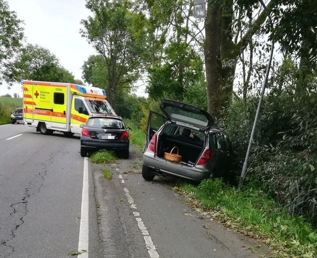 Unfall 80 jährige, 80-jährige Autofahrerin bei Unfall im Alten Land verletzt, City-News.de
